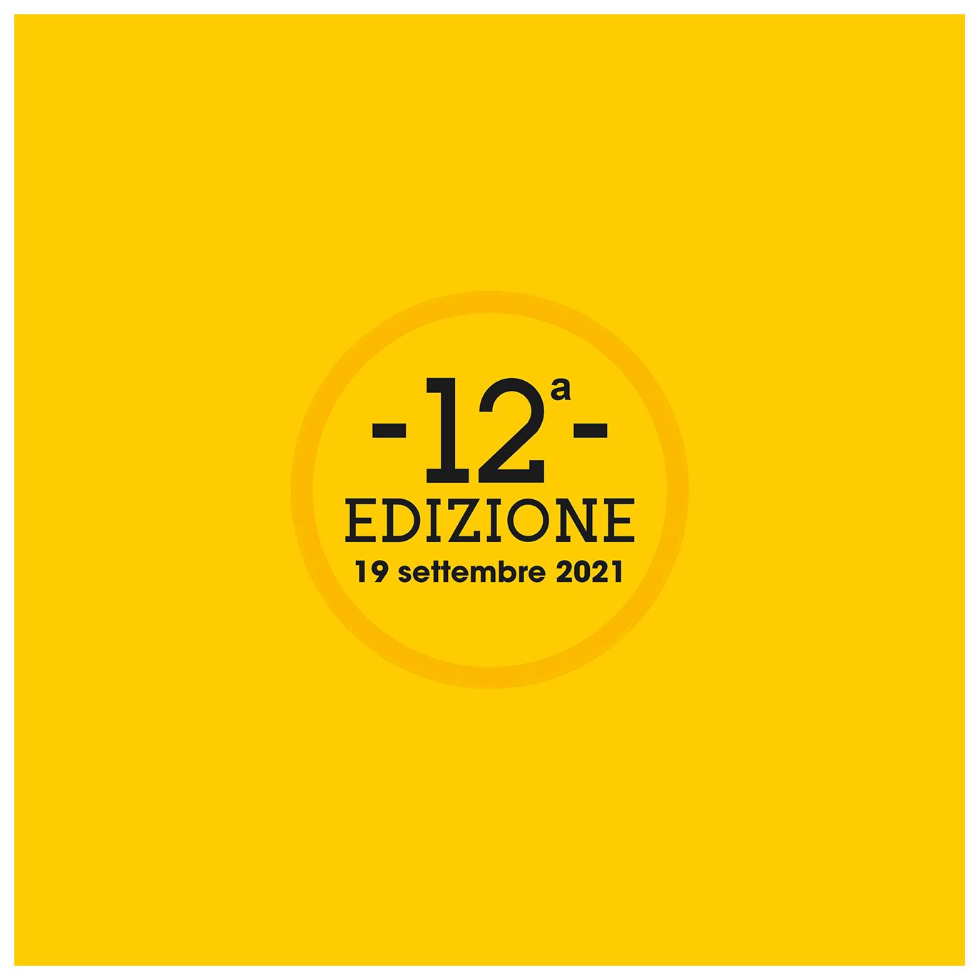 12° Edizione - 19 Settembre 2021